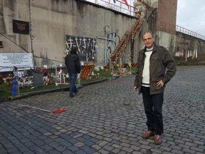Gedenkstätte für die Loveparade-Katastrophe