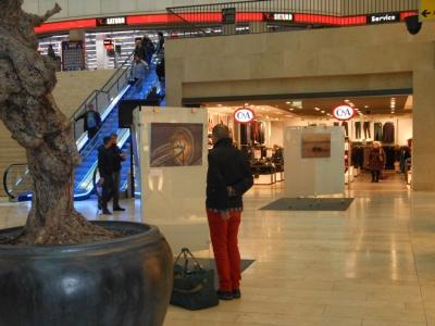 Fotoausstellung von Siegfried Dammrath im Forum Duisburg