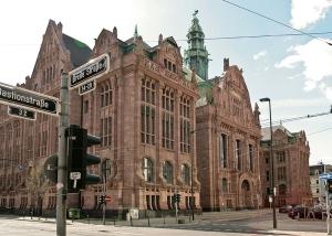 Verwaltungsgericht Düsseldorf im Stahlhof an der Bastionstraße, Foto: Luekk/Wikipedia