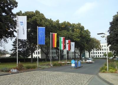 Duisport-Zentrale in Ruhrort