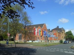 Das Museum der Deutschen Binnenschifffahrt in Ruhrort. Foto: Petra Grünendahl.