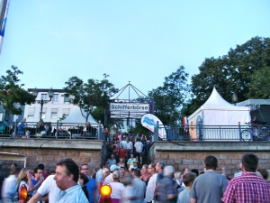 Impressionen vom Hafenfest 2012. Fotos: Petra Grünendahl.