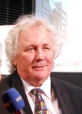 Friedbert Barg im Oktober 2013. Foto: Petra Grünendahl.