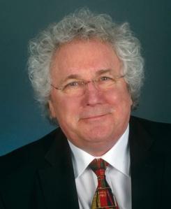 Friedbert Barg, Herausgeber und Chefredakteur vom Schifffahrts-Magazin.