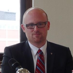 Oberbürgermeister Sören Link, Foto: Petra Grünendahl.