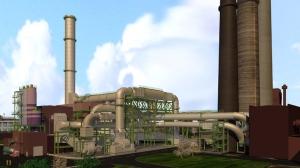Die Sinteranlage von ThyssenKrupp Steel Europe bekommt neue Tuchfilter. Foto: TKSE.
