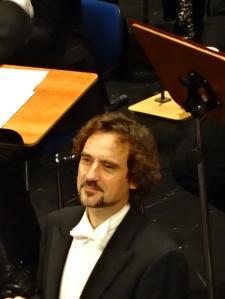 Gast-Tenor José Manuel Montero aus Madrid. Foto: Petra Grünendahl.