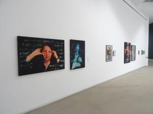 "Lynn Hershman Leeson: ""Liquid Identities"", eine Werkschau. Foto: Petra Grünendahl."