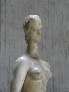 Wilhelm Lehmbruck: Frauenkörper. Foto: Petra Grünendahl.