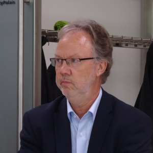 Peter Joppa, Geschäftsführer von Duisburg Kontor. Foto: Petra Grünendahl.