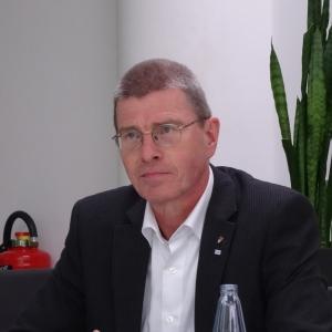 Duisburgs Kulturdezernent Thomas Krützberg. Foto: Petra Grünendahl.