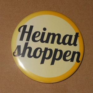 Marketing für den stationären Handel: Heimat shoppen. Foto: Petra Grünendahl.