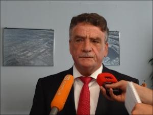 NRW-Verkehrsminister Michael Groschek. Foto: Petra Grünendahl.