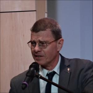 Kulturdezernent Thomas Krützberg sprach die Laudatio. Foto: Petra Grünendahl.