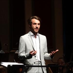 Schauspieler Linus Schutz als Zauberlehrling. Foto: Petra Grünendahl.