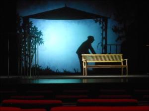 "Familie Flöz gastierte mit ""Infinita"" im Theater Duisburg. Foto: Petra Grünendahl."